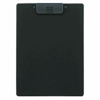 クリップボード<捺印対応> A4タテ 黒 A−2980−24 220792