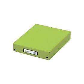 デスクトレー A4 G8300-6 黄緑