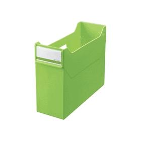 リクエスト・スタックボックスA4横 G1600−6 黄緑