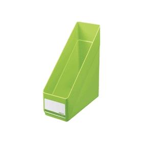 リクエスト・スタックボックスA4縦 G1610−6 黄緑 305758