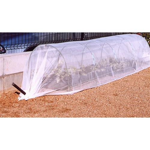 農園芸用寒冷紗 白 遮光率約22% 1.8×100m巻