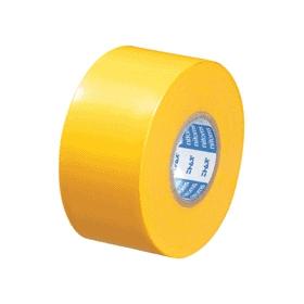 ビニールテープ広幅S 黄 38mm×20m 352156