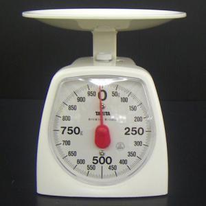 クッキングスケール1kg 1439WH11 ホワイト