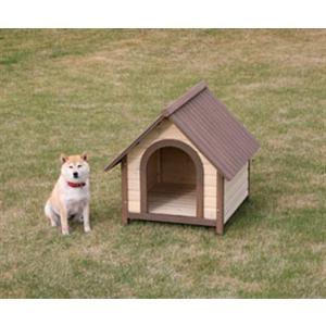 アイリスオーヤマ(IRIS OHYAMA) ウッディ犬舎 WDK−750
