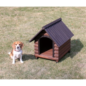 アイリスオーヤマ(IRIS OHYAMA) ログ犬舎 LGK−600