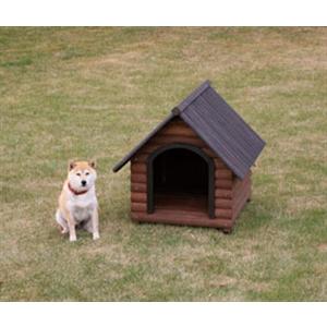 アイリスオーヤマ(IRIS OHYAMA) ログ犬舎 LGK−750
