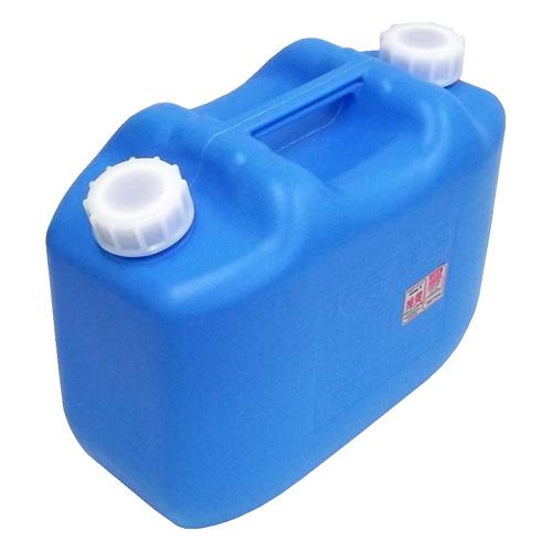灯油缶 10L ブルー