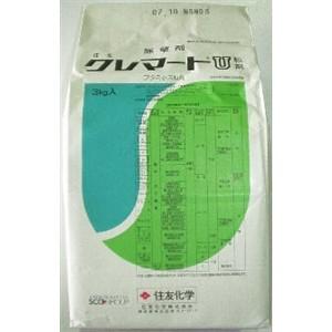 クレマートU粒剤 3kg
