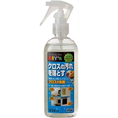 クロスの洗剤ヤニ・手アカ用 LCC−01 200ml