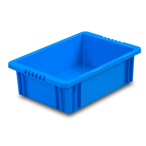 NVボックス #22 ブルー 536×370×162mm 10個セット