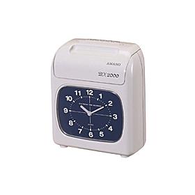 電子タイムレコーダーシルバーグレイBX2000