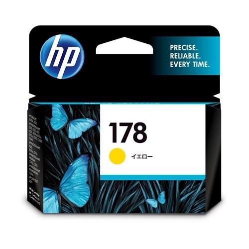 インクカートリッジ HP178 イエロー