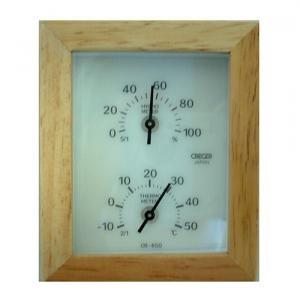 温度計 Woody ホワイト CR-650
