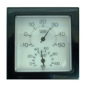 温度計 CR-13 ブラック