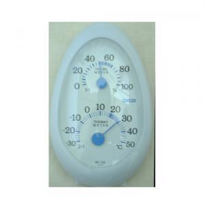 温湿度 たまご ホワイト CR-133