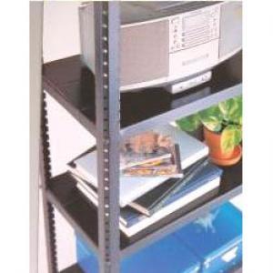 CLEラック用追加棚板 黒 CLE6375・6312・6315専用