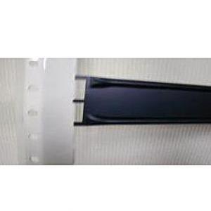 CLEサイドプレート 40cm用 ホワイト 2枚入