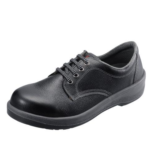 シモン simon 安全短靴 7511 クロ 26.0cm