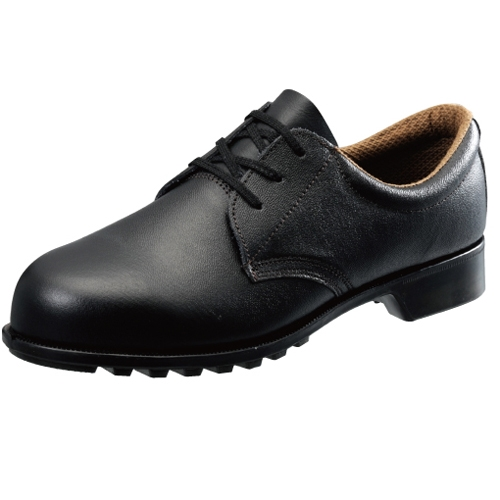 シモン simon 安全短靴 FD11 クロ 25.0cm
