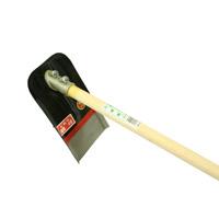 谷がき鍬 鋼付 45°1350mm