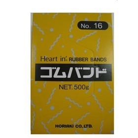 ハートイン ゴムバンド 500G NO.16 【20セット】