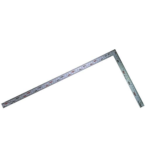 シンワ測定曲尺 厚手広巾50cmマグネット付