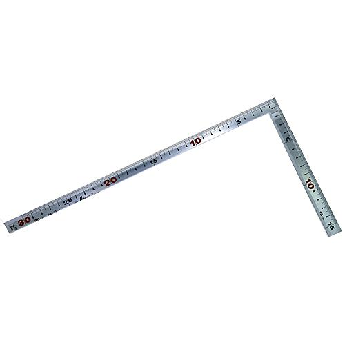 シンワ巻金 シルバー 30cm