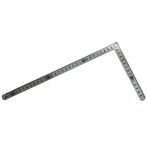 シンワ小型曲尺平15×30