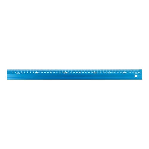 シンワ測定アル助45cm シャイニングブルー