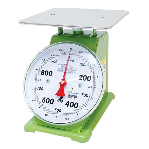 シンワ上皿自動秤1kg