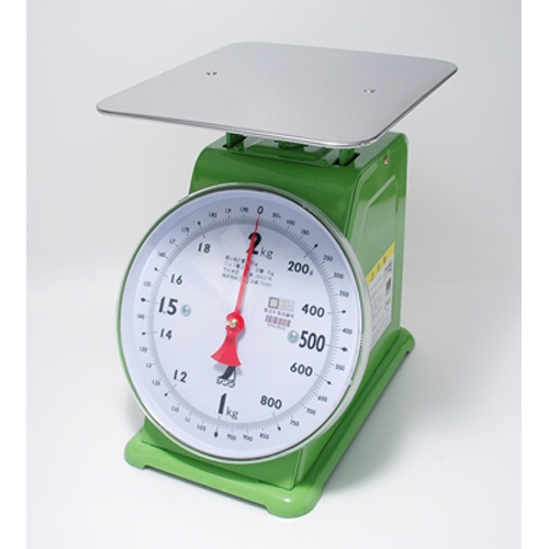 シンワ上皿自動秤2kg