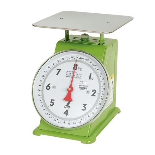 シンワ上皿自動秤8kg