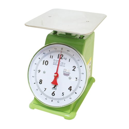 シンワ上皿自動秤12kg
