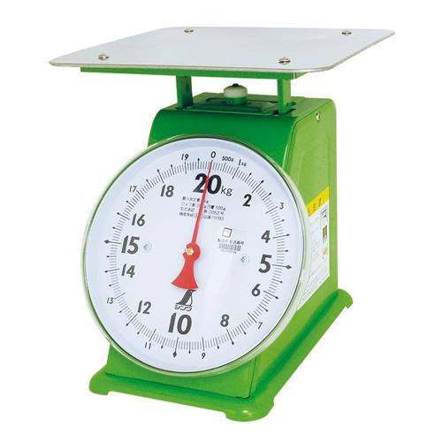 シンワ上皿自動秤20kg