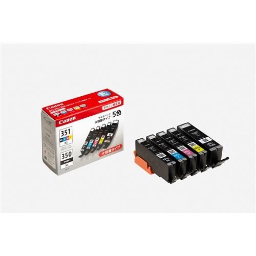 インクカートリッジ 351XL+350XL/5MP