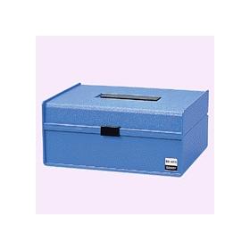 プラスチック印箱 中型 幅180×奥行134×高さ86mm 320333