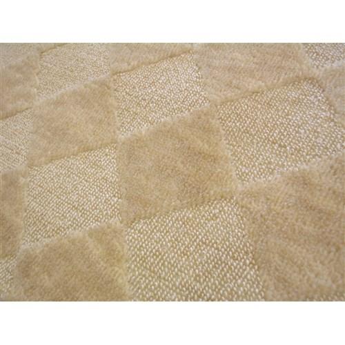 折りたたみカーペット『ゴキノン』 ベージュ 江戸間2帖(約176×176cm)