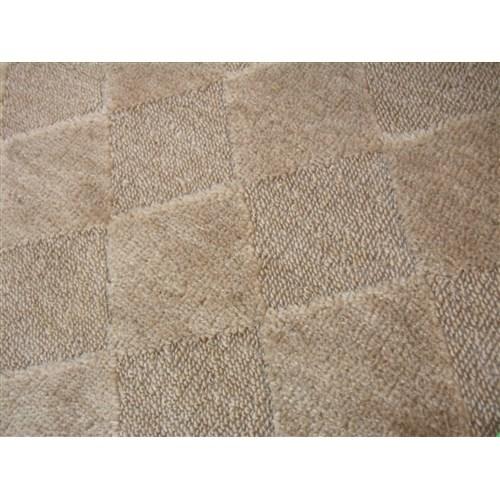 折りたたみカーペット『ゴキノン』 ブラウン 江戸間2帖(約176×176cm)