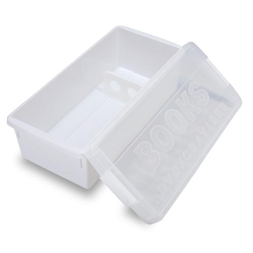 ブックメディアケース I−540 ホワイト