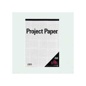 プロジェクトペーパー方眼(5mm)B5 PPB55S