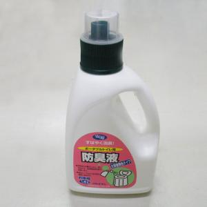 ポータブルトイレ用防臭液大容量