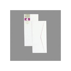 洋封筒 のり付 洋形4号 ヨ−184 10枚入 332520