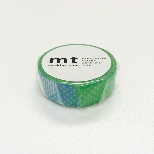 マスキングテープ mt MT01D115 つぎはぎ・E