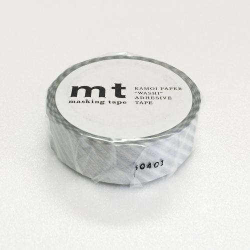 マスキングテープ mt MT01D146 ストライプ・シルバー