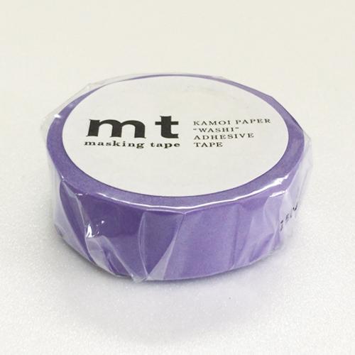 マスキングテープ mt MT01P186 ラベンダー