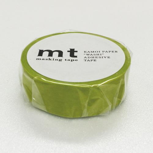 マスキングテープ mt MT01P189 若苗(わかなえ)