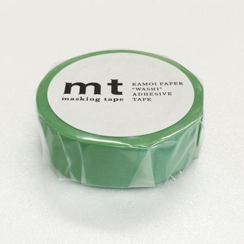 マスキングテープ mt MT01P190 若緑