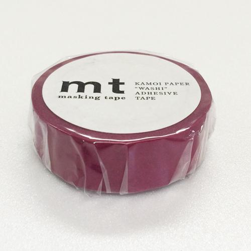 マスキングテープ mt MT01P195 ワイン