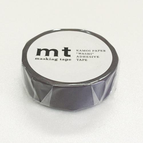 マスキングテープ mt MT01P196 灰紫(はいむらさき)