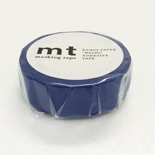 マスキングテープ mt MT01P197 瑠璃(るり)
